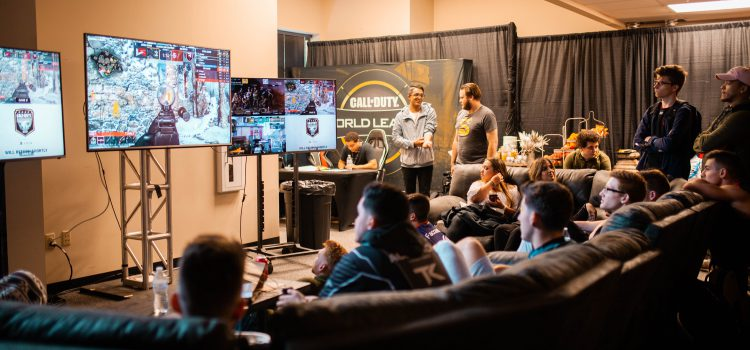 The Most Popular Competitive Esports Games